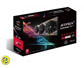 VGA ASUS STRIX-RX480-8G-GAMING